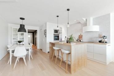 Как изглежда типичното жилище в Норвегия