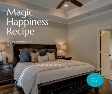 Как да вкараме щастие в спалнята с Фън шуй?